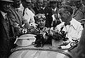 William Grover-Williams (D) et Caberto Conelli (G) vainqueurs du Grand Prix de Belgique 1931 sur Bugatti T51.jpg