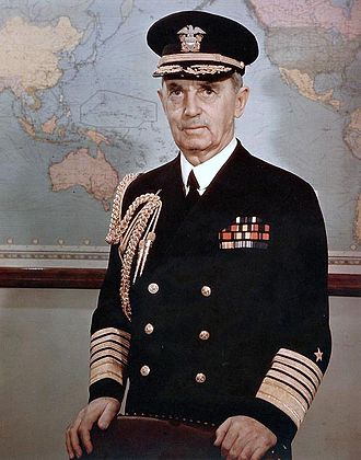 Chairman of the Joint Chiefs of Staff - Image: William Leahy cropped