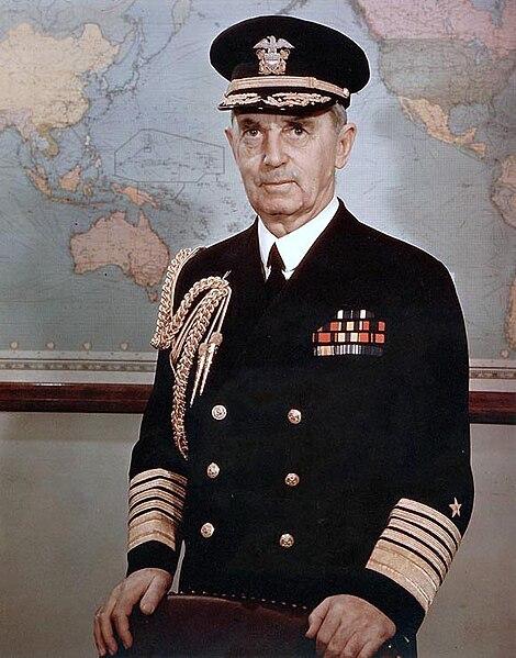Almirante William Leahy
