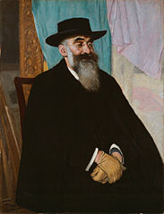 Portrait of Lucien Pissarro