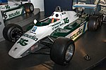 Williams FW08B front-left 2017 Williams Conference Centre.jpg