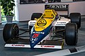 Williams FW10 front-left 2015 Honda Collection Hall.jpg