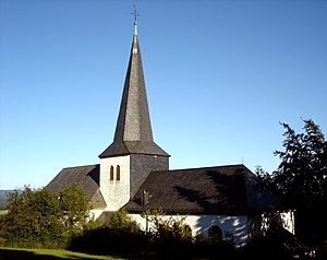 Wilnsdorf - Rödgen parish church