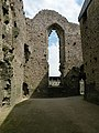 Window, Caerphilly Castle - geograph.org.uk - 1378709.jpg