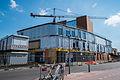 Winschoten - De Klinker tijdens bouwstop.jpg