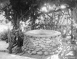 Ramona - Wishing well, Ramona's Marriage Place