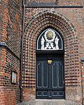Wismar, St. Nikolai, Portal 5.JPG
