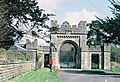 Witchampton, archway of Crichel House - geograph.org.uk - 539992.jpg