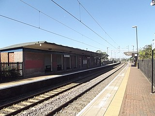 Witton railway station station that serves the Witton area of the city of Birmingham, England