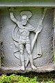 Wolfsberg Reideben 1 Schloss Bischofstein Reliefstein Pantokrator 03092014 386.jpg