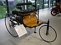 Wolfsburg Jun 2012 083 (Autostadt - 1886 Benz Patent-Motorwagen).JPG