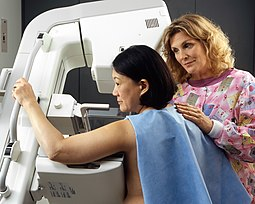 Маммолог это википедия