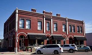 Woodbine, Iowa City in Iowa, United States