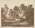 Wooded Landscape with Herdsmen and Cows MET DP819251.jpg