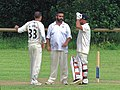 Woodford Green CC v. Hackney Marshes CC at Woodford, East London, England 071.jpg