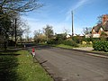 Woodrising Road through Cranworth - geograph.org.uk - 704208.jpg