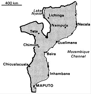 World Factbook (1990) Mozambique.jpg