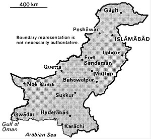 World Factbook (1990) Pakistan.jpg