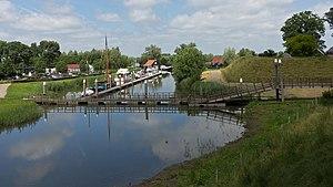 Woudrichem - Image: Woudrichem, historische haven tussen Rijkswal en Stadshaven foto 4 2016 06 19 12.29