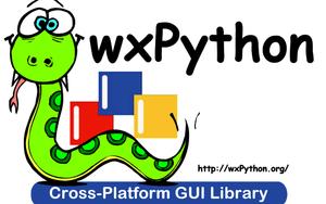 WxWidgets - wxPython logo