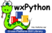 The official wxPython logo