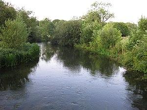 Great Wishford - Wylye River