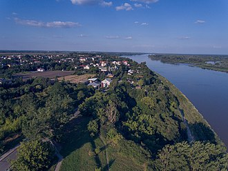 Wyszogród - Castle hill