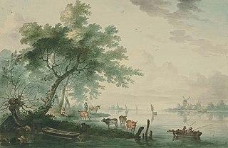 Frans Xavery Dutch painter