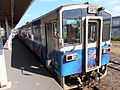 YR-2001 at Ugo-Honjō Station.jpg