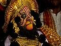 Yakshagana Performance at NINASAM (India Theatre Forum Stuyd Tour May 2013) (8764304442).jpg