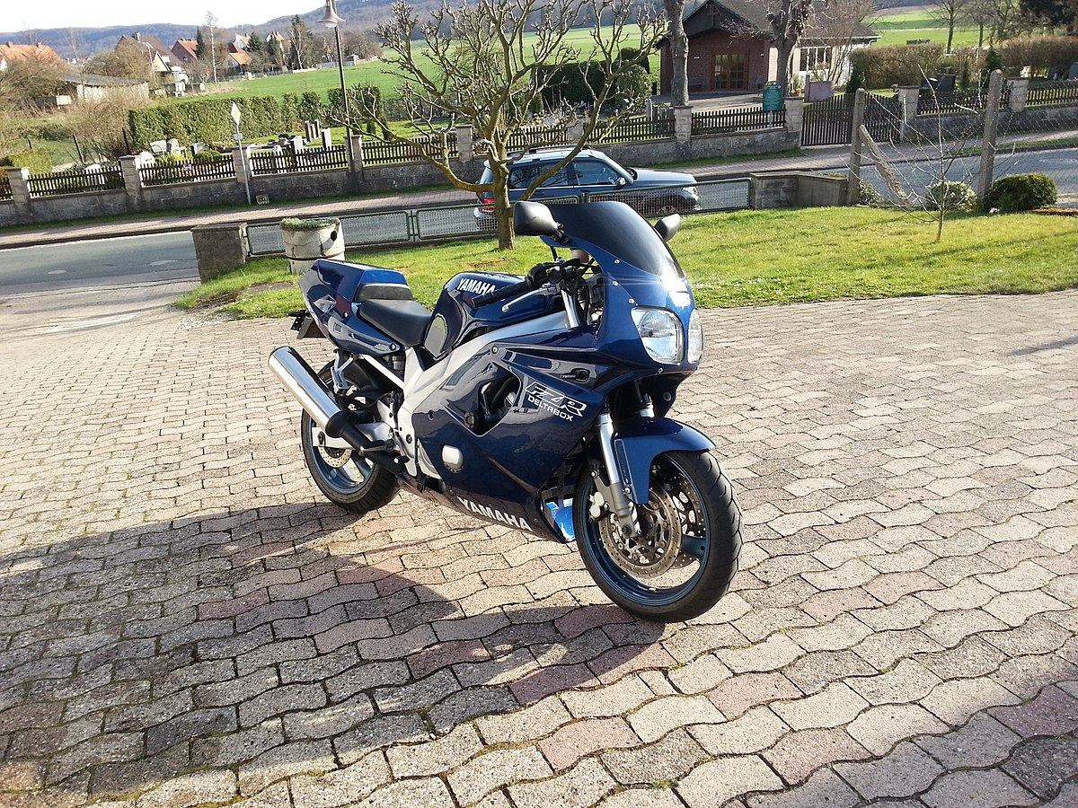 Yamaha R Streetfighter Motorcycle