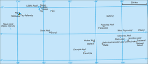 Yap State - Image: Yap