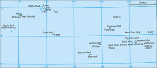 Yap State State in Federated States of Micronesia