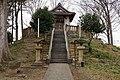 Yasaka-jinja in Fujisengen-jinja (Fujioka).jpg