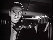 O Γεχούντι Μενουχίν σε ταινία του 1943