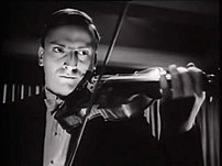 Cropped screenshot of Yehudi Menuhin from the ...