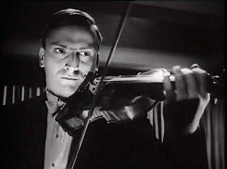 1943 in music - Yehudi Menuhin in 1943