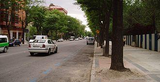 Las Acacias (Madrid) - Image: Yeserías