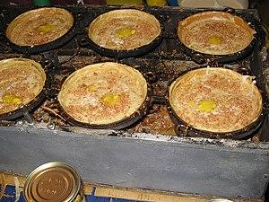 Dapur Yang Digunakan Bagi Memasak Apam Balik Secara Komersil