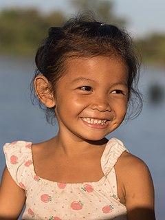 Girl young female human