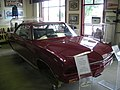 Ypsilanti Automotive Heritage Museum August 2013 13 (1969 Chevrolet Corvair body).jpg