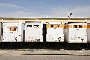 "English: Vintage ""Yellow Transportation&q..."
