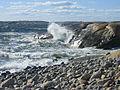 Ytre Hvaler, Herføl wave.jpg