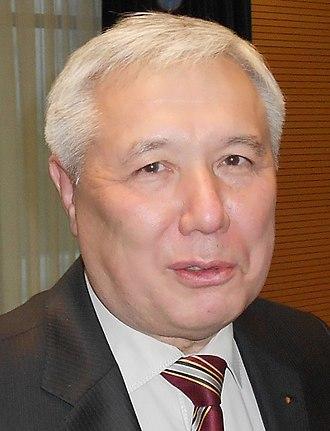 Yuriy Yekhanurov - Image: Yuriy Yekhanurov 2013