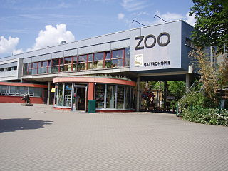zoo in Dresden, Germany