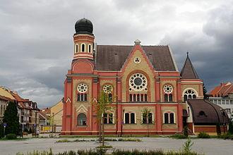 Zalaegerszeg - Zalaegerszeg Synagogue