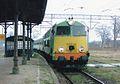 Zbaszyn, 23.3.2007 (train station) SU45 141.jpg