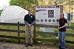 ZooAmerica, Fort Indiantown Gap Partner to Save Regal Fritillary Butterfly 160511-F-ZT651-566.jpg