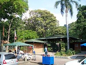 Image:Zoo Delicias Entrance