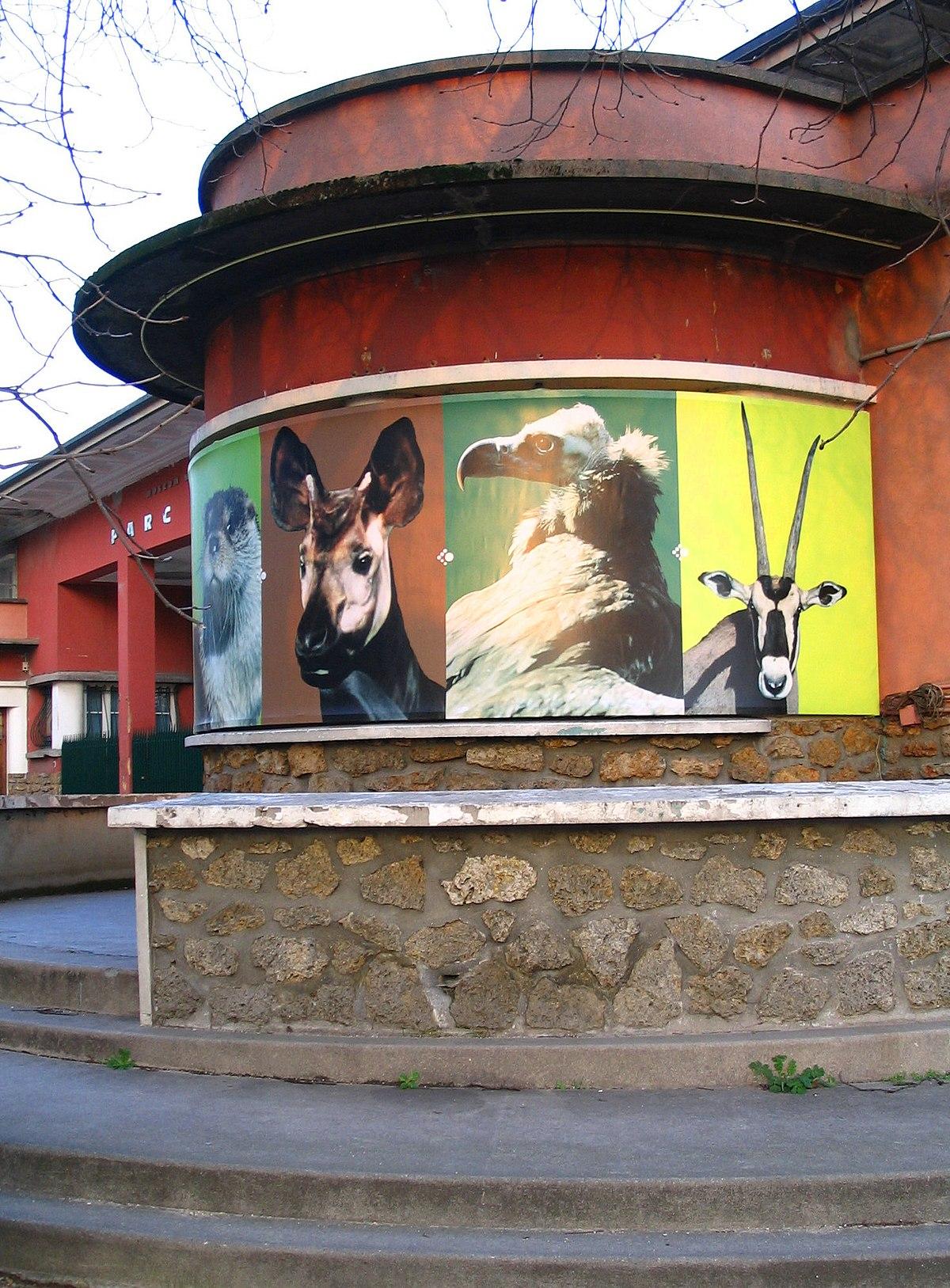Parc zoologique de Paris – Wikipedia